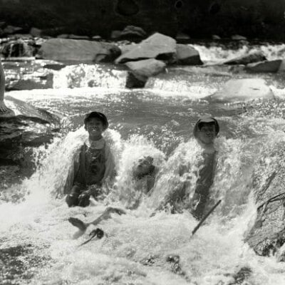 Cooling Off in Rock Creek