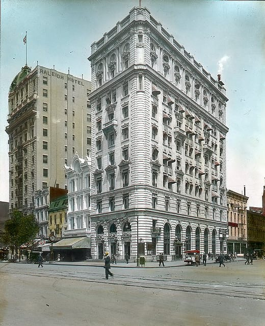 Washington Star Building (1900)