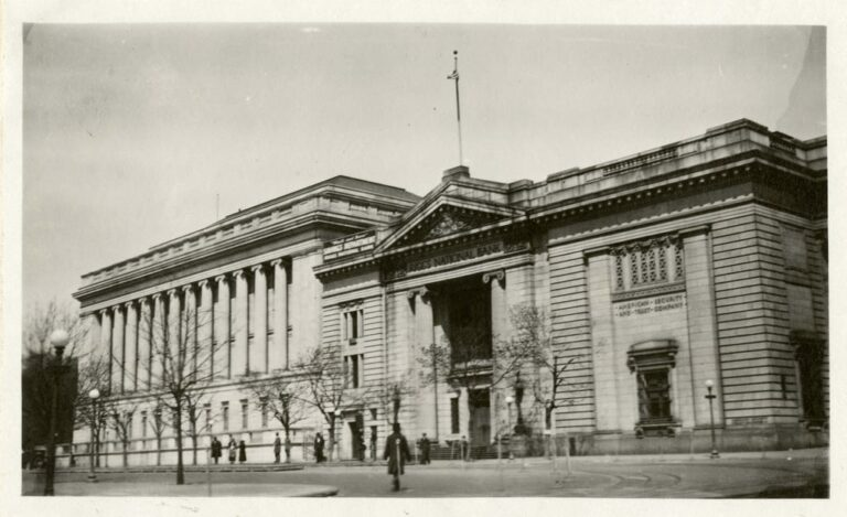 Riggs Nationals Bank (1919)