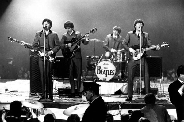 The Beatles' First Concert in the U.S. Was at Washington Coliseum