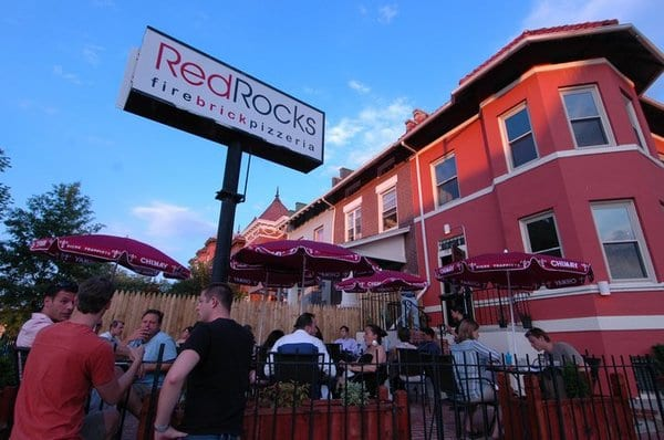 If Walls Could Talk: Red Rocks Pizzeria in Columbia Heights