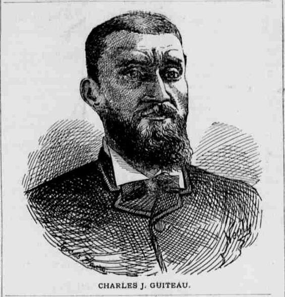 Charles Guiteau, The Evening Critic, November 14th, 1881