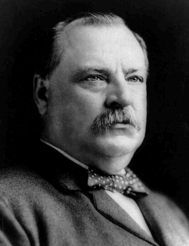President Grover Cleveland (Wikipedia)
