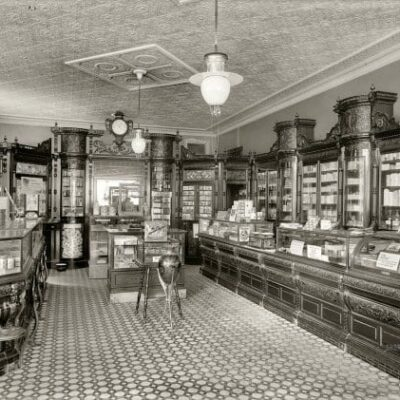 Weller's Pharmacy: Capitol Hill's Connection to the Knights Templar