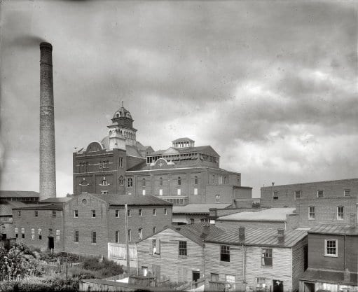 A Suicide and Disappearance at the National Capital Brewing Company