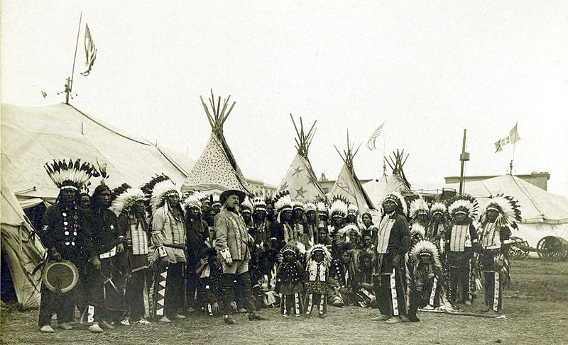 Buffalo Bill's Wild West Show (1890)