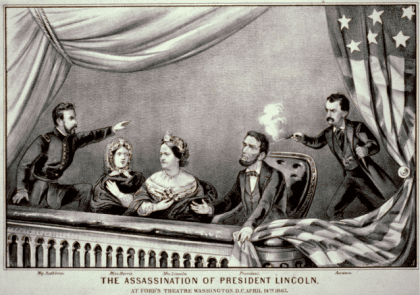 The Assassination of President Lincoln (1865)