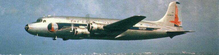 Easter Air Lines DC-4