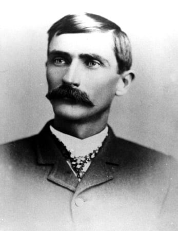 Pat Garrett, Lawman Who Killed Billy the Kid, Visits Washington and Teddy Roosevelt