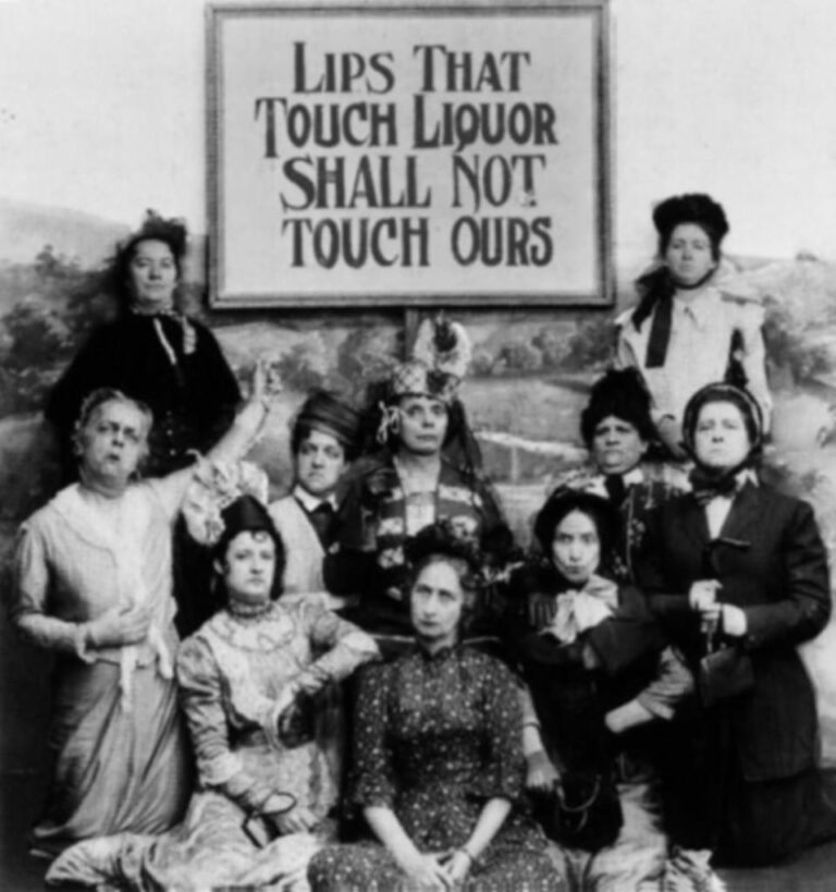 Anti-Saloon League slogan