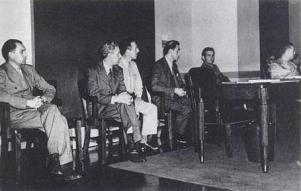 Nazi saboteur military trial