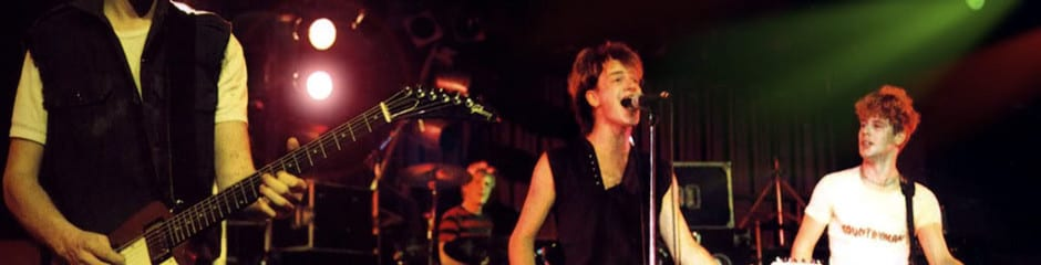 U2 Live in Georgetown Day Before Lennon Shot