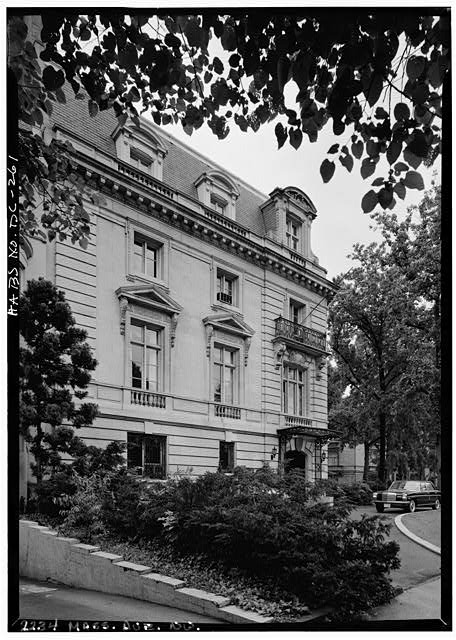 Irish Chancery in 1972 (Library of Congress)