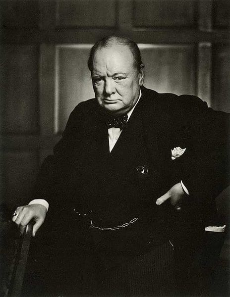 "Winston Churchill Addresses Congress: ""The Masters of Our Fate"""