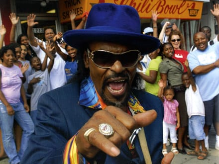 Chuck Brown: The Godfather of Go-Go
