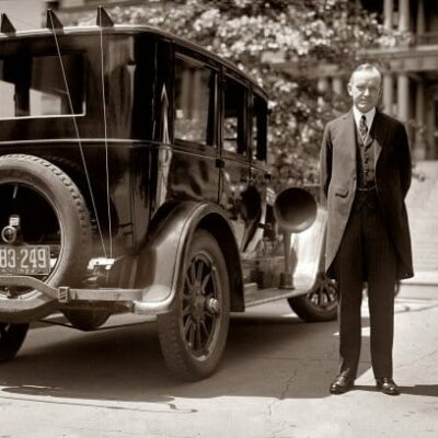 Calvin Coolidge, Vermont Native and Our 30th President
