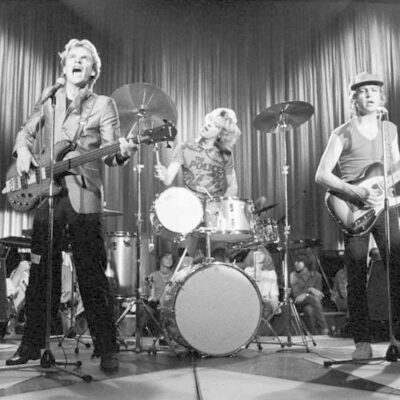 The Police live in 1979