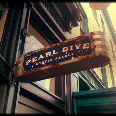If Walls Could Talk: Pearl Dive Oyster Palace