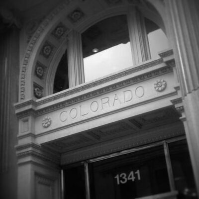 Colorado Building at 14th and G St. NW