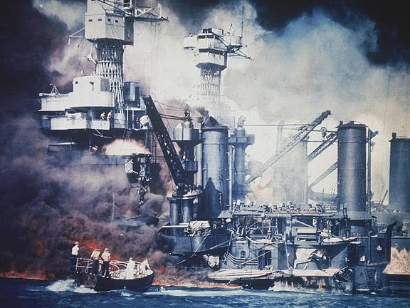 The Morning of Pearl Harbor