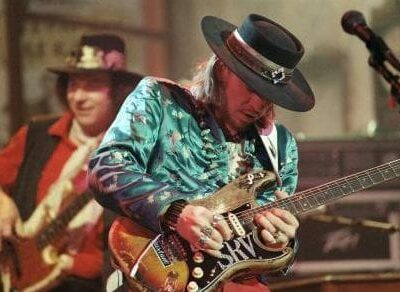 Video of Stevie Ray Vaughan Live in D.C. circa 1983? ... Wow