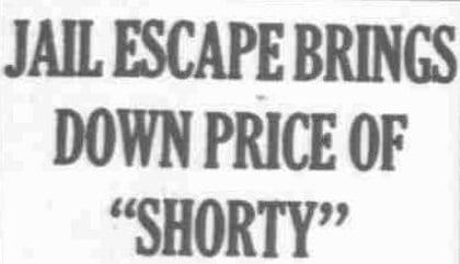 Washington Times headline from April 30th, 1919