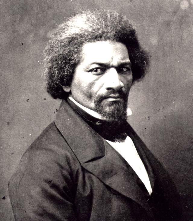 "Frederick Douglass Attends First Union Alumni Association of Howard University and Toasts ""Self-Made Men"""