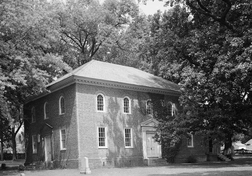 The Falls Church (Library of Congress)