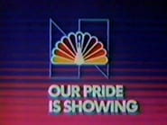 NBC Channel 4, Our Pride is Showing