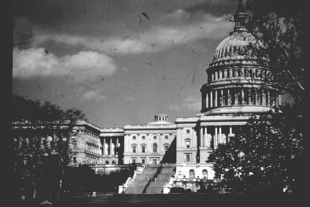 Film Footage of Washington in 1931