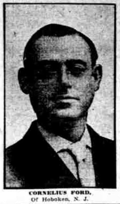 Cornelius Ford in 1913 (Washington Times)