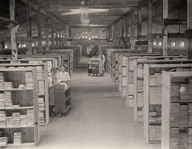Government Printing Office in the early 20th century