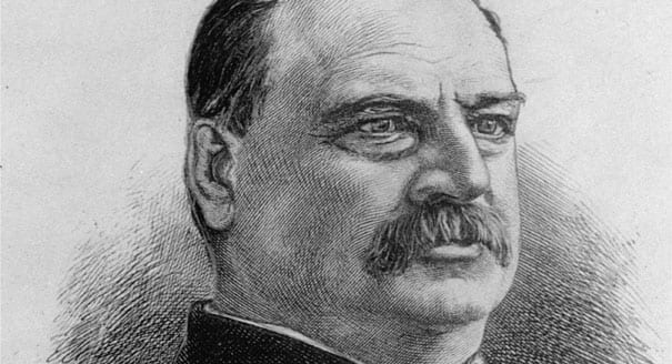 Grover Cleveland Gets Lost in 19th Century Anacostia