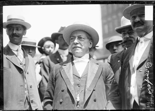 Samuel Gompers - 1908