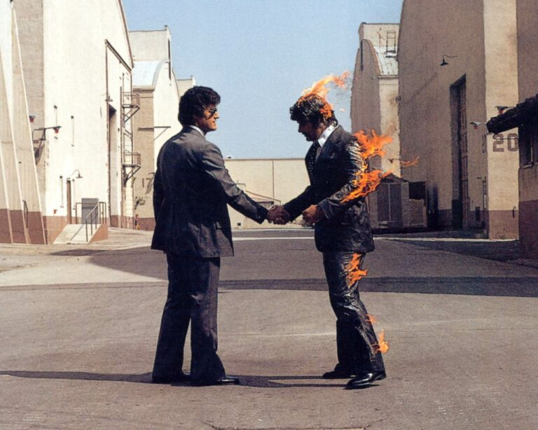 Wish You Were Here photo (1975)