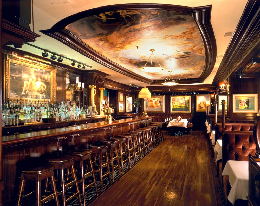 Grant's Bar at Old Ebbitt Grill