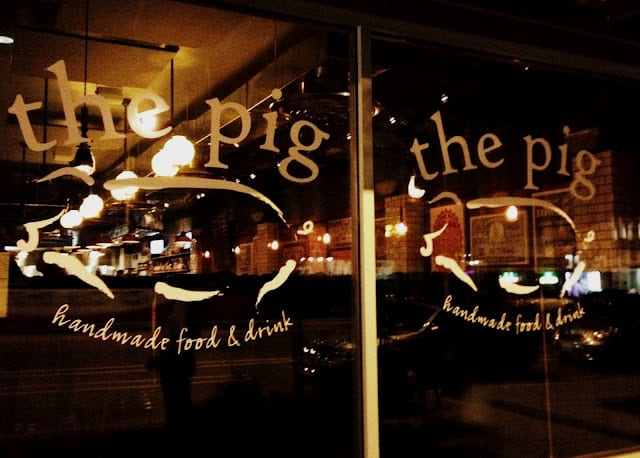 The Pig - 1320 14th St. NW (foodnomad.net)