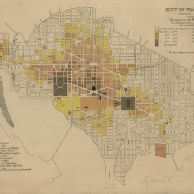 City of Washington, statistical maps / compiled by Lieut. F.V. Greene, assistant to the Engineer Commissioner, July 1st 1880 ; compiled by Lieut. F.V. Greene, U.S. Eng'rs ... to accompany the annual report of the Commissioners of the District of Columbia for the year ending June 30th 1880 ; Wm. T.O. Bruff, del., Eng'r Dept., D.C.