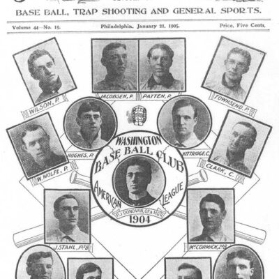 1904 Washington Senators