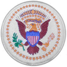 White House Police patch