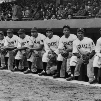 Homestead Grays in 1944 (Smithsonian)