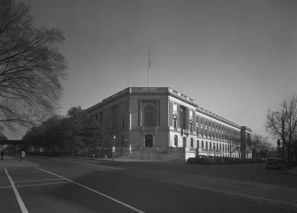 Cannon House Office Building (Library of Congress)