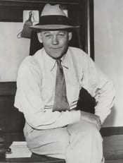 Francis Shoemaker - Photograph, 1934, Collection of U.S. House of Representatives