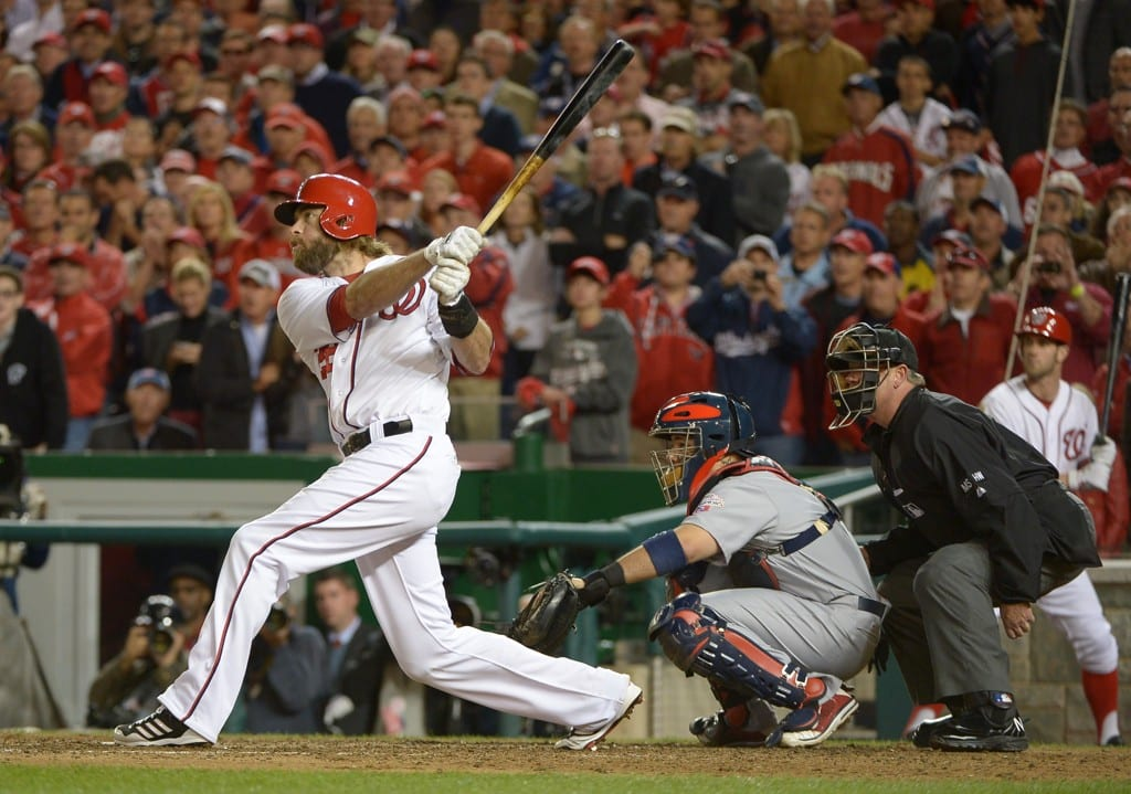 10/11/12: Werth It!! Historic Win for D.C. Baseball