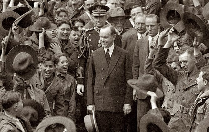 Three Cheers for Coolidge