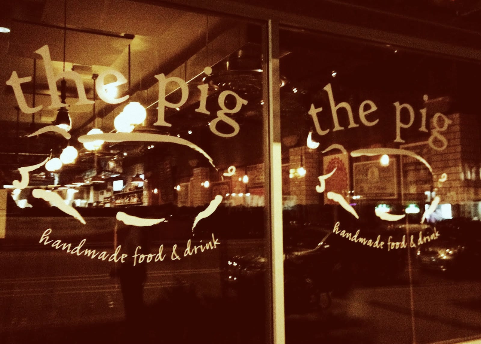 The Pig at 1320 14th St. NW (foodnomad.net)