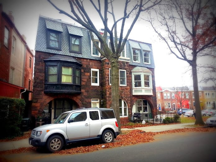 1700 to 1704 Florida Ave. NW