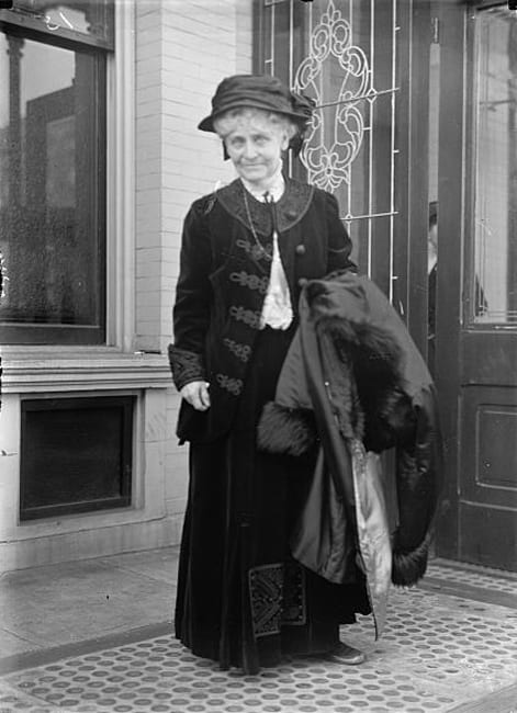 Mary Foote Henderson in 1913 (Library of Congress)