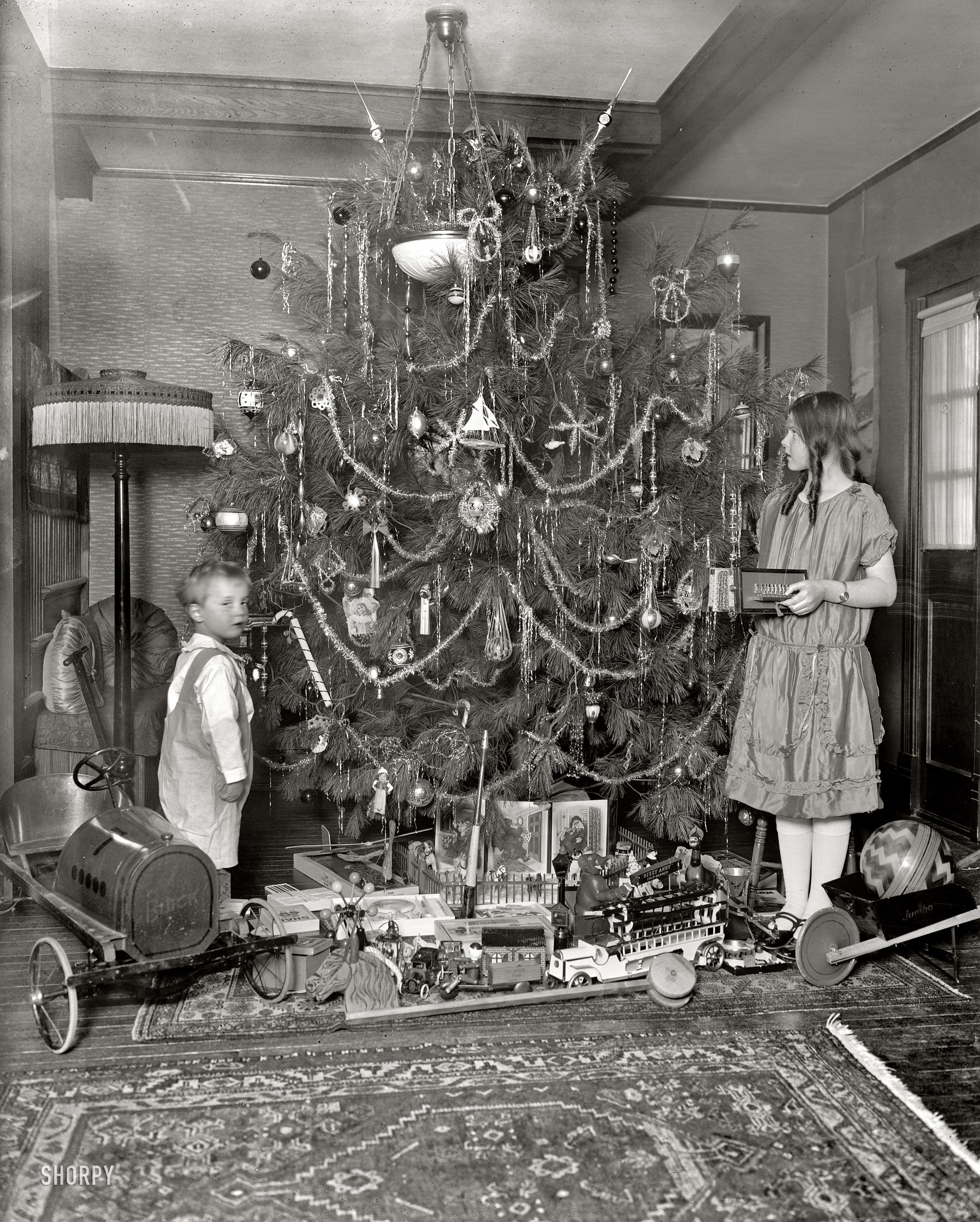 Merry Christmas in 1920