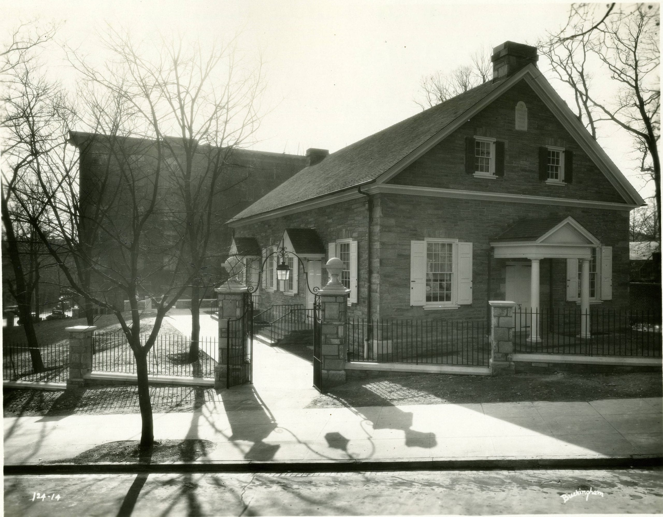 Florida Avenue Quaker Meeting House (Haverford College)